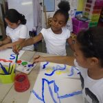 Year 3 – Painting to music