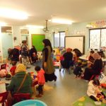 Welcome to our busy and vibrant Toddler group at SRPS.