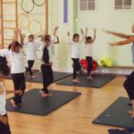 Archaeological Yoga with Year 3